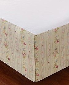 "Antique Bed Skirt 15"" King"