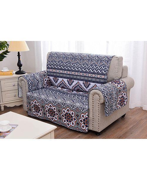 Greenland Home Fashions Medina Furniture Protector Loveseat