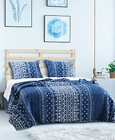 Embry Quilt Set, 3-Piece Full - Queen