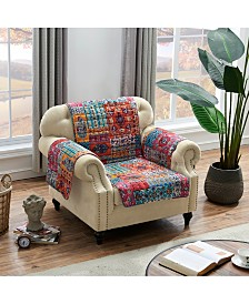 Indie Spice Furniture Protector Arm Chair