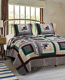 Pine Grove Quilt Set, 2-Piece Twin