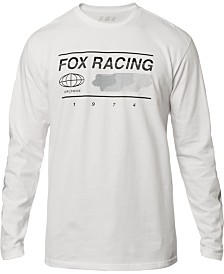 Fox Men's Racing Logo Graphic Shirt