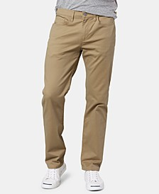 Men's Big & Tall Jean Cut Classic-Fit All Seasons Tech Khaki Pants