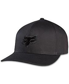 Fox Men's Legacy FlexFit Logo Graphic Hat
