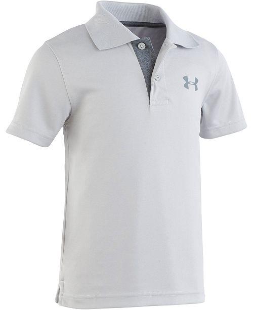 91e9c9341 Under Armour Toddler Boys UA Match Play Polo Shirt & Reviews ...