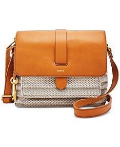 90febcc418a Clearance/Closeout Fossil Handbags & Purses - Macy's