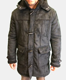 Heritage America Men's Shearling Jacket