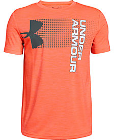 Under Armour Big Boys Crossfade Graphic T-Shirt