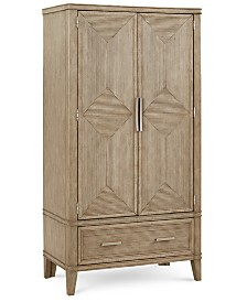 Beckley Armoire, Created for Macy's