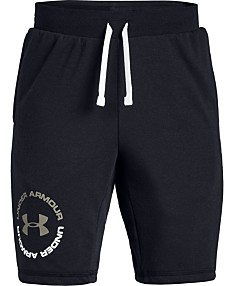 a2c9ebe92b11 Under Armour Big Boys Rival French Terry Shorts