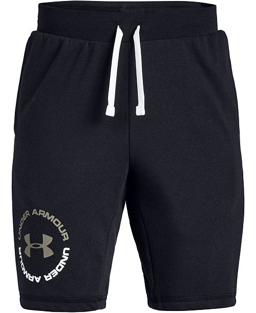 Under Armour Big Boys Rival French Terry Shorts