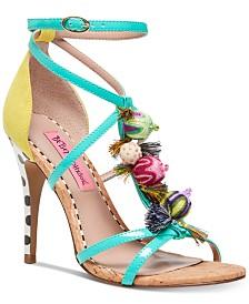 Betsey Johnson Rudey Dress Sandals