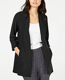 Eileen Fisher Knit Jacket, Regular & Petite