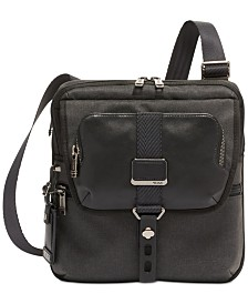 Tumi Men's Alpha Bravo Arnold Flap Bag