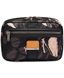 Tumi Men's Alpha Bravo Reno Printed Travel Kit