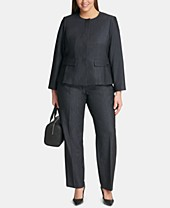 Calvin Klein Plus Size Business Suits
