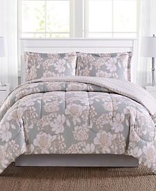 Katy Reversible 3-Pc. Mini Comforter Sets, Created for Macy's