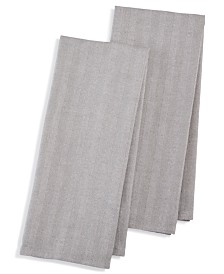 Hotel Collection Countertop Set of 2 Kitchen Towels, Created for Macy's