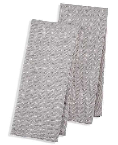 Countertop Set Of 2 Kitchen Towels Created For Macy S