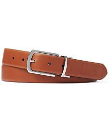 Polo Ralph Lauren Men's Reversible Leather Belt