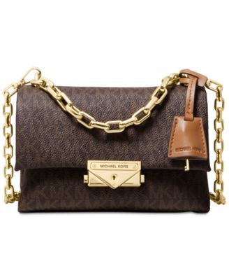 Cece Signature Chain Crossbody