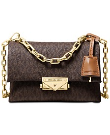 MICHAEL Michael Kors Cece Signature Chain Crossbody