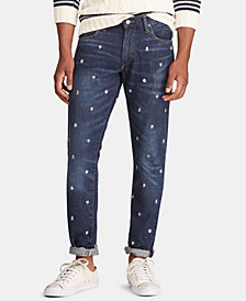 Polo Ralph Lauren Men's Sullivan Slim Cotton Jeans