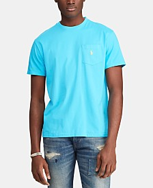 Polo Ralph Lauren Men's Crew Neck Pocket T-Shirt