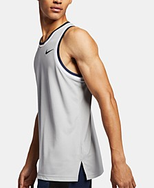 Men's Dri-FIT Mesh Basketball Jersey