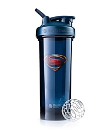 Justice League Superhero Pro Series 32-Ounce Shaker Bottle, Superman