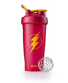 Blenderbottle Justice League Superhero Classic 28-Ounce Shaker Bottle, Flash