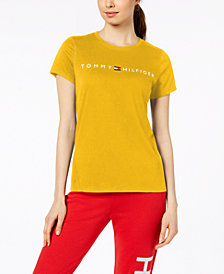 Tommy Hilfiger Sport Crew-Neck Graphic T-Shirt