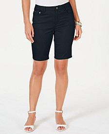 Mid-Rise Bermuda Shorts, Created for Macy's