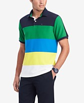 f907682185 Tommy Hilfiger Men s Boden Colorblocked Polo