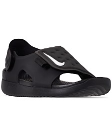 688fd184ee865a Nike Little Boys  Sunray Adjust 5 Sandals from Finish Line