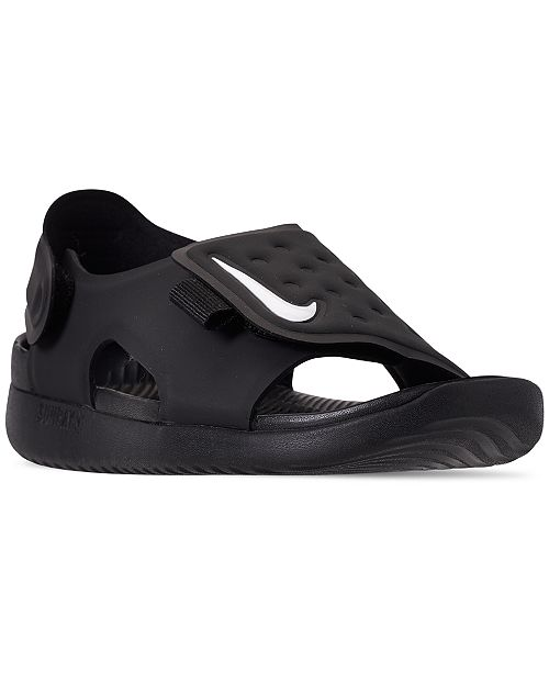 Finish Boys' Lineamp; Sandals Nike 5 Little Reviews Sunray Adjust From TJF3lK1c