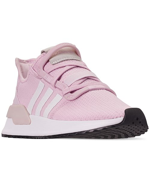 adidas Girls' U_Path Run Athletic Sneakers from Finish Line