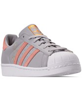 7d103e22c adidas Women s Superstar Casual Sneakers from Finish Line