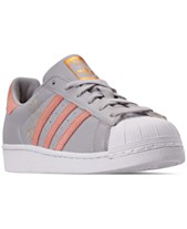 best service 8f9c5 69402 adidas Women s Superstar Casual Sneakers from Finish Line