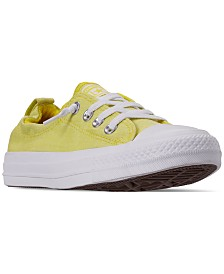 c8e8a5fb6 Converse Women s Chuck Taylor Shoreline Ox Casual Sneakers from Finish Line
