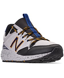 New Balance Men's Fresh Foam Cruz Crag Outdoor Sneakers from Finish Line