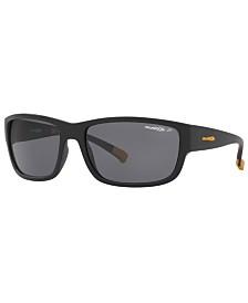Arnette Polarized Sunglasses, AN4256 62