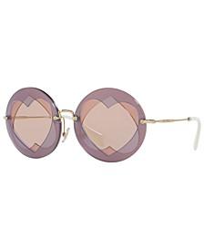 Sunglasses, MU 01SS 62