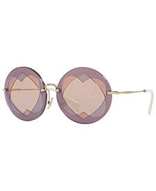 Miu Miu Sunglasses, MU 01SS 62