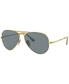 Polarized Sunglasses, RB3689 58