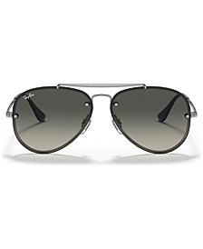Child Sunglasses, RJ9548SN 54 BLAZE AVIATOR JUNIOR