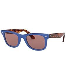 Polarized Sunglasses , RB2140 ORIGINAL WAYFARER