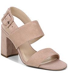Franco Sarto Fidelma Buckle Sandals