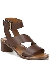 5d7e7e60dc5f Franco Sarto Kaelyn Block Heel Sandals