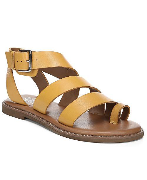 7192e5777455 Franco Sarto Kehlani Strappy Sandals   Reviews - Sandals   Flip ...